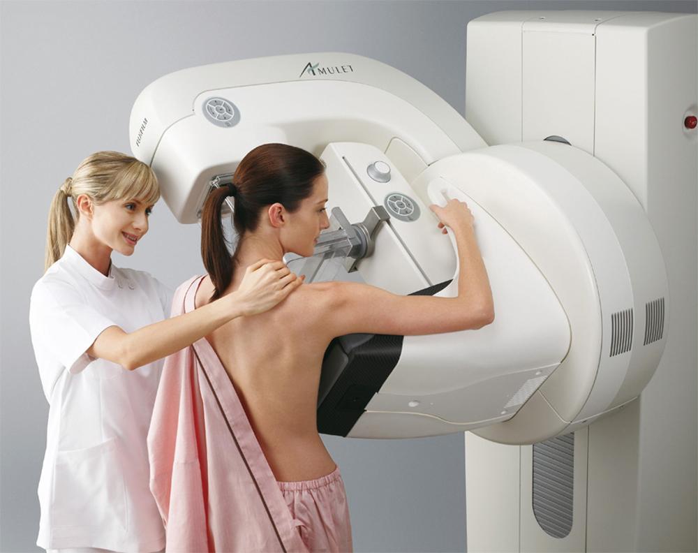 маммография или узи