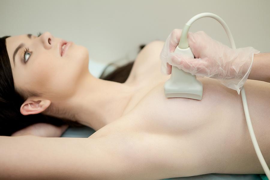Подготовка к УЗИ молочных желез